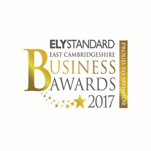 Labour-tech category sponsor for the Ely Standard Business Awards 2017